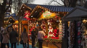 Christmas Market in England