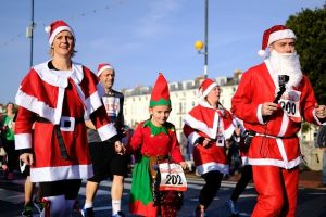 События в Лондоне на Рождество